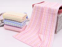 good quality 100% cotton hanging bathroom towels