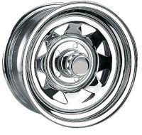 Chinese Steel Wheel, Rim