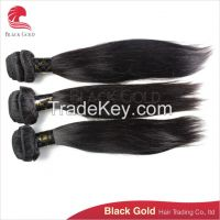 Hot sale Peruvian straight hair extension cheap sale