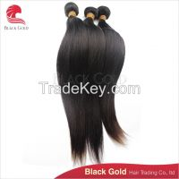 Hot sale Peruvian straight hair extension cheap sale