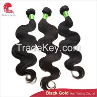 Brazilian hair extension body wave on sale, 7a unprocessed virgin hair