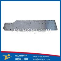 OEM custom CNC precision metal punch parts