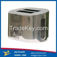 OEM custom CNC precision sheet metal parts fabrication