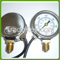 High quality CNG/LPG pressure gauge for cng/lpg vehicle