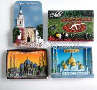 promotional resin fridge magnet