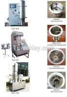 granulating equipment  dryer mixer coater extruder