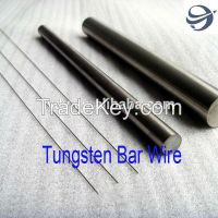 DY High quality 99.95% pure tungsten rod round bar