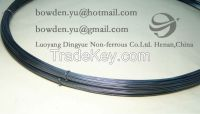 pure tungsten wire EDM