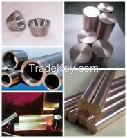 DY High quality tungsten copper W-Cu alloys
