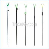 Various fishing rod holder/rest