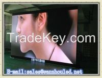 Outdoor indoor High Quality SMD P6 LED Display Board screen