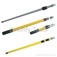Extension Pole, Caulking Gun, Putty Knife, Trowel