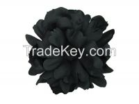 Black Blooms with Black Small Peony