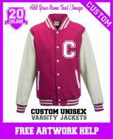 custom girls dance team studio sweatshirt varsity jackets fully personalised