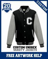 custom boys team Varsity Letterman Jackets