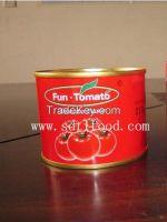 tomato paste 28-30% brix 210g