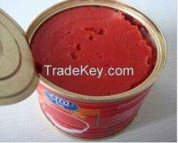 Tomato Paste tin pack 28-30% brix
