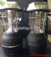 5.4W solar lantern with 6 kinds charging way