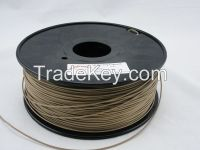 Laywood 3d Printing Filament For 3d Printing Machinery by REPRAPPER