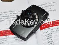 New 2014 DK550 Novatek AR0330 Lens 2.7'' TFT WDR 1080P Full HD H.264 G-sensor SOS Vehicle Cameras Video Recorder