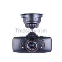 1080P GPS G-sensor H.264 Motion Detection IR Night Vision Car DVR