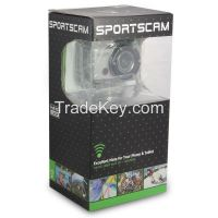 Hero3 Style WDV5000 HD 1080P Waterproof camera Action Sport built-in WiFi Camcorder