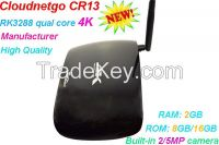 android tv box RK3288 qual core google media player
