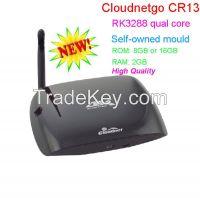 android tv box RK3288 qual core cloudnetgo CR13