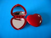 Heart Shape Cosmetic Mirror