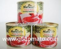 tomato paste 28-30% in can  198g