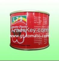 tomato paste 28-30% in can  210g
