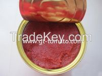 tomato paste 28-30% in can  400g
