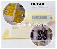 Edward Fully Automatic Mini Incubator/Commercial Incubator For 96 Eggs/264 Quail Eggs/96 Eggs Incubator