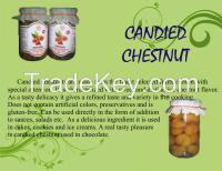 Chestnuts flour