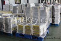 Refrigerator parts-Heat resistance material Vacuum Insulation Panel (VIP) in refrigeration stationary