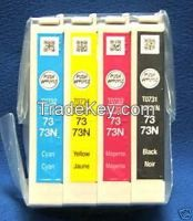 Original setup ink cartridge 73