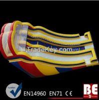 Inflatable Steps Slide