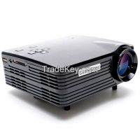 Geekwire LP-5A LCD 400 Lumens Home LED Projector 20~120 Inch Display S