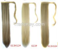 Wig horsetail