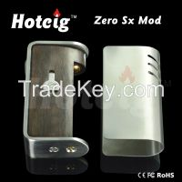 2015 new products eletronic cigarette Zero sx mod Gsensor hot selling mod