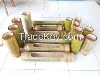 Bamboo Flower Pots