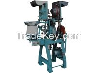 ZXM-007 Fully Automated Button Riveting Machine for Garment Accessories