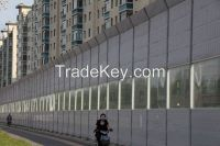 Railway/Highway/Bridge Sound Insulation Barrier