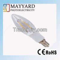 LED filament candle lamp 3W