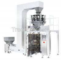 Vertical Form Fill Seal Machine with Auger Metering System