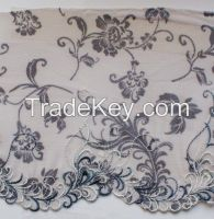 embroidery lace,water soluble