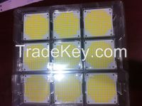 1~280w high power LED light source supply, with chips directly dot on heat sink,