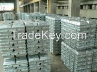 zinc ingot 99.995%
