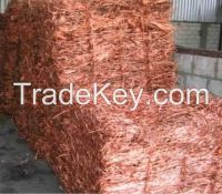 Copper Cathode 99.99% &copper scrap 99.9%