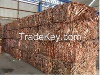 Copper Cathode 99.99% &copper scrap 99.9%